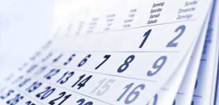 Calendario PGS